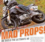 Motorcyclist Magazine January 2011 Edition